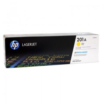 Toner HP 201A do Color LaserJet M252, MFP277 | 1 330 str. | yellow