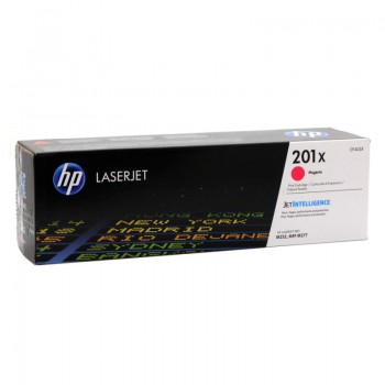 Toner HP 201X do Color LaserJet Pro M252/277 | 2 300 str. | magenta