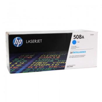 Toner HP 508A do Color LaserJet  M552/553 | 5 000 str. | cyan