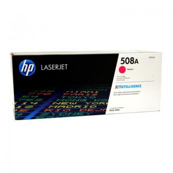 Toner HP 508A do Color LaserJet  M552/553 | 5 000 str. | magenta