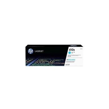 Toner HP 410X do Color LaserJet Pro M452/477 | 5 000 str. | cyan