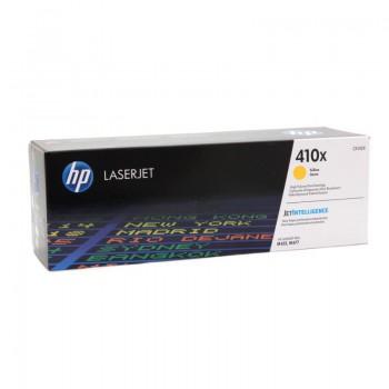 Toner HP 410X do Color LaserJet Pro M452/477 | 5 000 str. | yellow