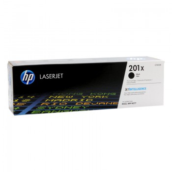Toner HP 201X do LaserJet M277, Pro M252/277 | 2 800 str. | black