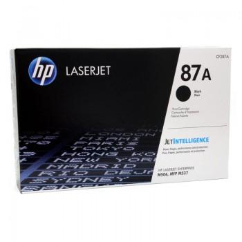 Toner HP 87A do LaserJet Enterprise M506/527 | 8 550 str. | black
