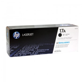Toner HP 17A do LaserJet M102/130 | 1 600 str. | black