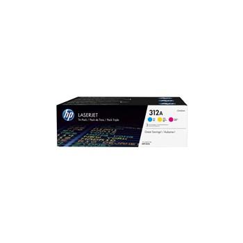 Toner HP 312A do Color Laser Pro M476 3pack | 3 x 2 700 str. | CMY