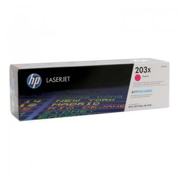 Toner HP 203X HY do Color LaserJet Pro M254dn/M280nw | 2 500 str | magenta