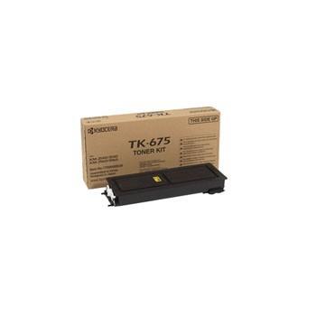 Toner Kyocera TK-675 do KM-2540/2560/3040/3060 | 20 000 str. | black