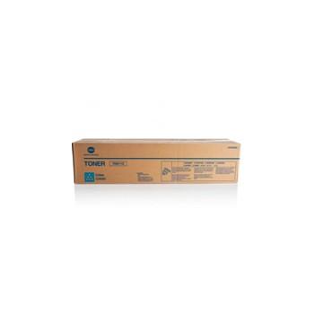 Toner Konica Minolta  TN-611C do Bizhub  C-451/550/650 I 27 000 str. | cyan