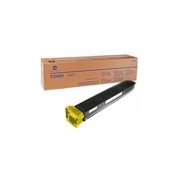Toner  Konica  Minolta Bizhub C452/552/652  yellow TN-613