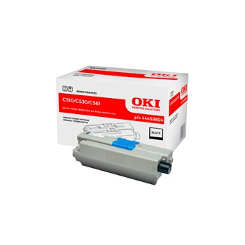 Toner Oki do C-510/530/561 | 5 000 str. | black