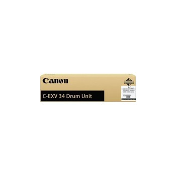 Bęben Canon CEXV34BK do iR-C2020/2030 | 43 000 str.  |   black