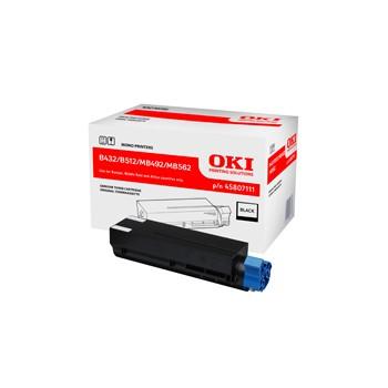 Toner Oki do B432/B512/MB492/MB562  | 12 000 str. | black