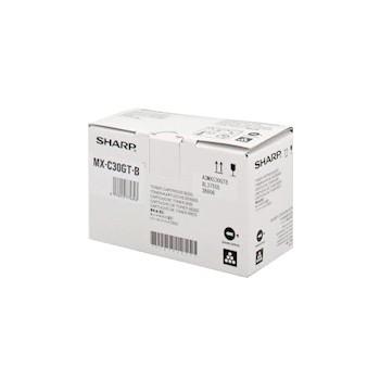 Toner Sharp do MX-C250FE/C300WE | 6 000 str. | black