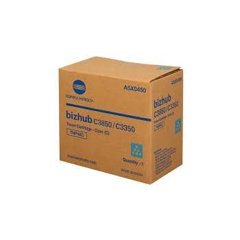 Toner Konica  Minolta TNP-48C  do C3350/C3850 | 10 000 str. | cyan