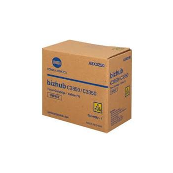 Toner  Konica Minolta  TNP-48Y do C3350/C3850 | 10 000 str. | yellow
