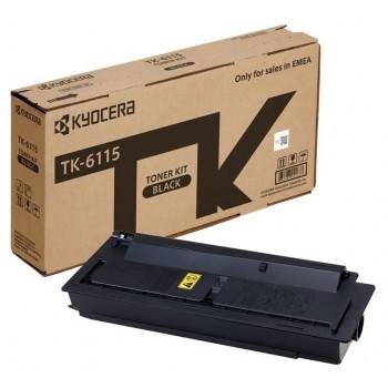 Toner Kyocera TK-6115 do ECOSYS M4125idn   15 000 str.   black   1T02P18NL0