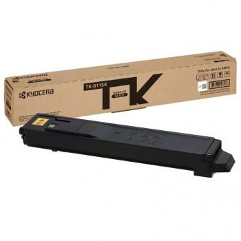 Toner Kyocera TK-8115K do ECOSYS M8124cidn | 12 000 str. | black | 1T02P30NL0