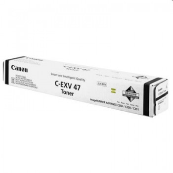 Toner Canon CEXV47 do  iR C250i/250iF/255i/255iF/350i | 190 000 str. | black